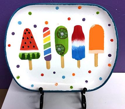 Popsicle Platter
