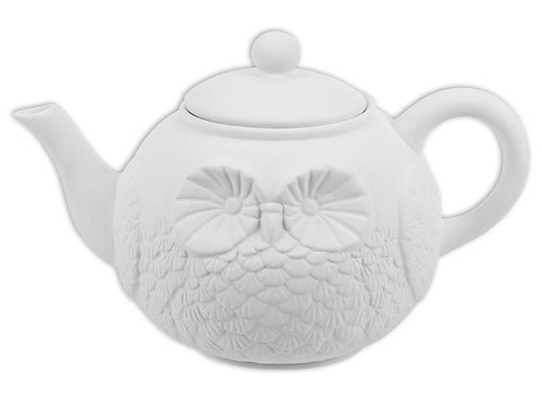 Owl Tea Pot