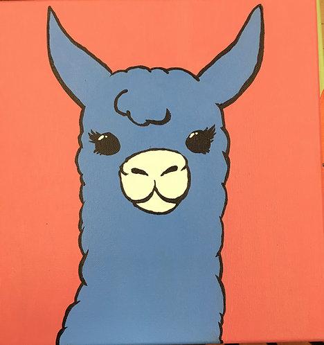SImple Llama Canvas