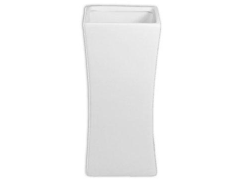 Square Tapered Vase