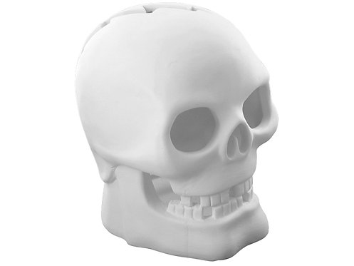Skully Candle Holder