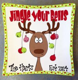 Reindeer Jingle Your Bells