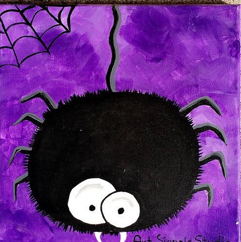 Spider Canvas