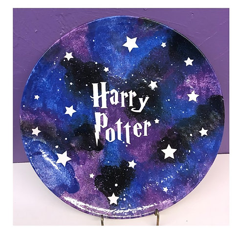 Harry Potter: Galaxy Plate