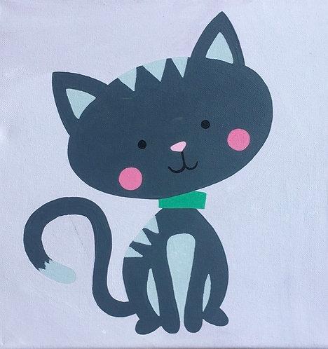 Kitty Canvas