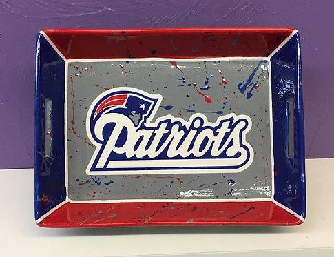 Patriots Tray