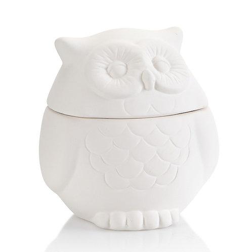 Owl Box 3D
