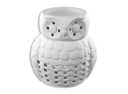 Owl Lantern and Wax Warmer