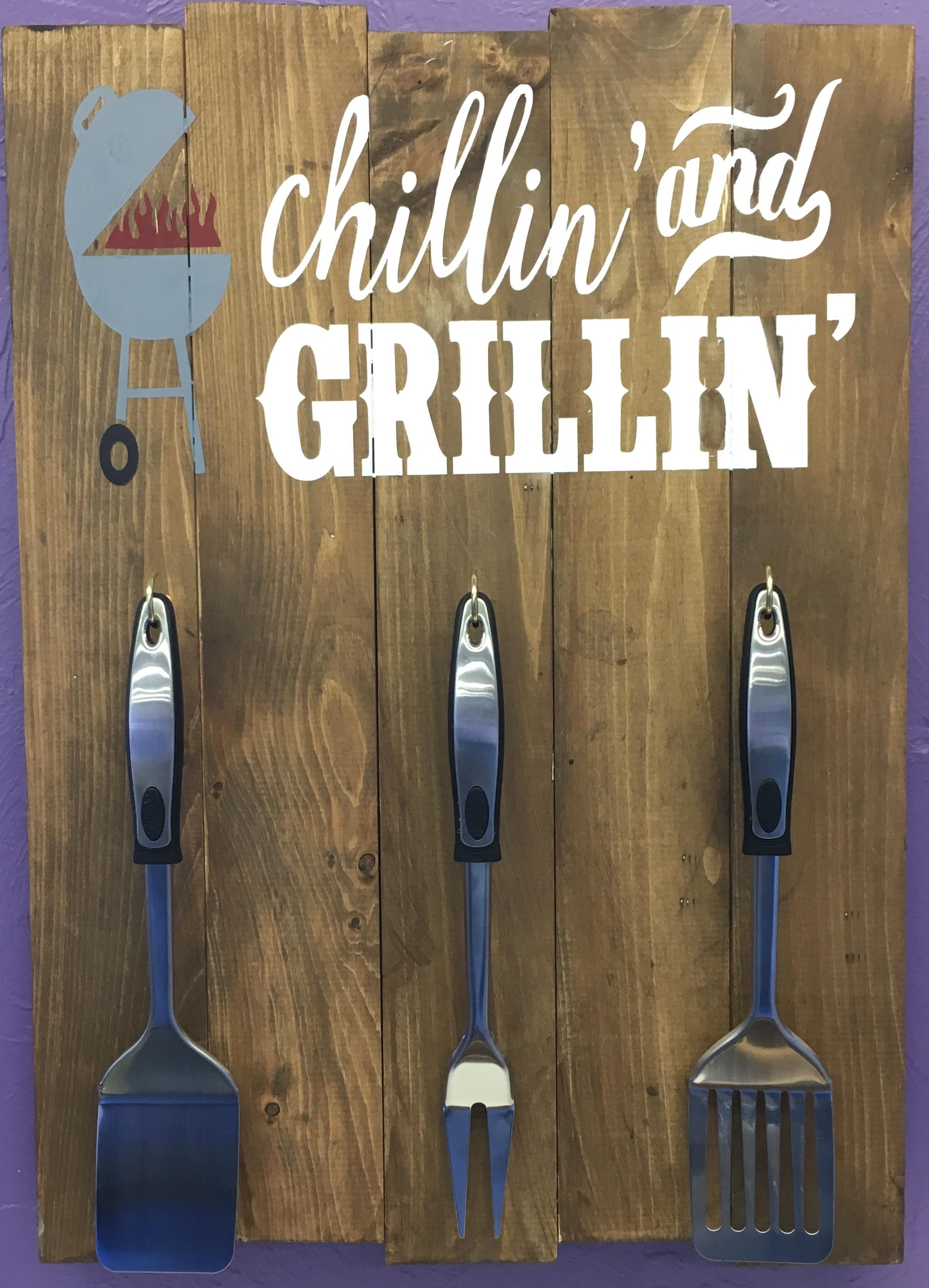 Chillin' & Grillin'