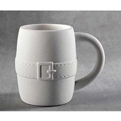 Santa's Belt Mug