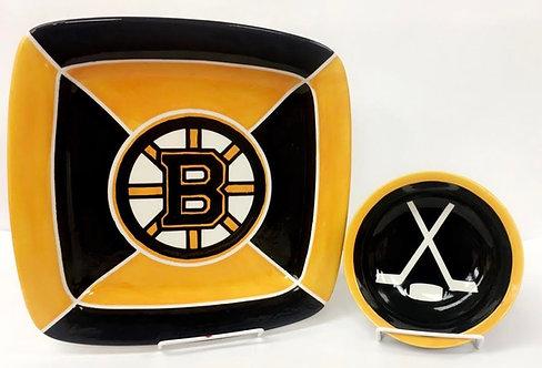 Bruins Chip 'n' Dip