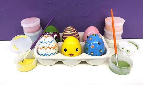 Market Crate plus 6 Eggs - Family Bundle