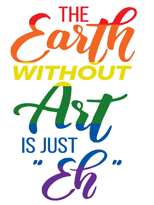The Earth Without Art is just Eh Board Art