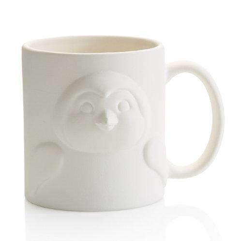 Penguin Front & Back Mug