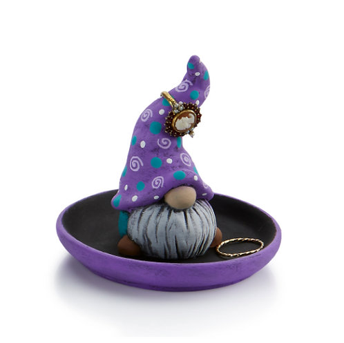 Gnome Ring Holder