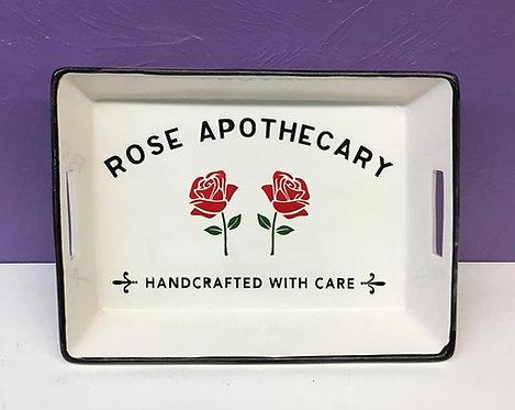 Schitt's Creek: Rose Apothecary Tray