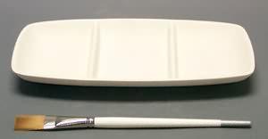 Sectional Rectangular Tray