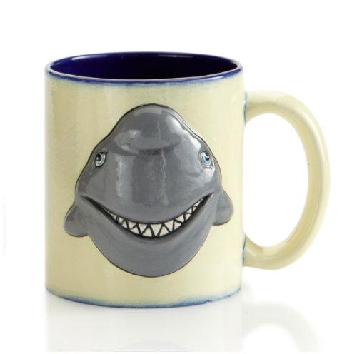 Shark Front and Back Mug