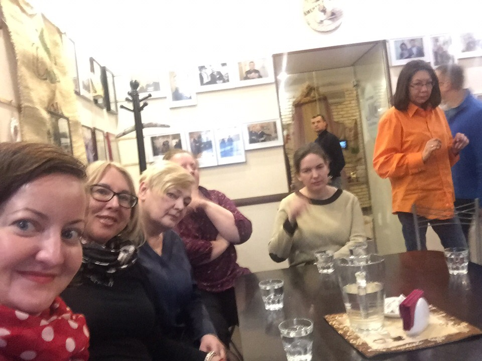 Корпоратив - экскурсия в музей кофе