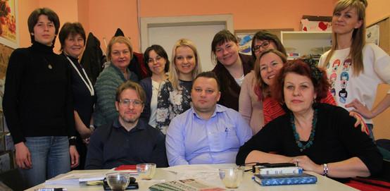 Семинары с преподавателем из Финляндии