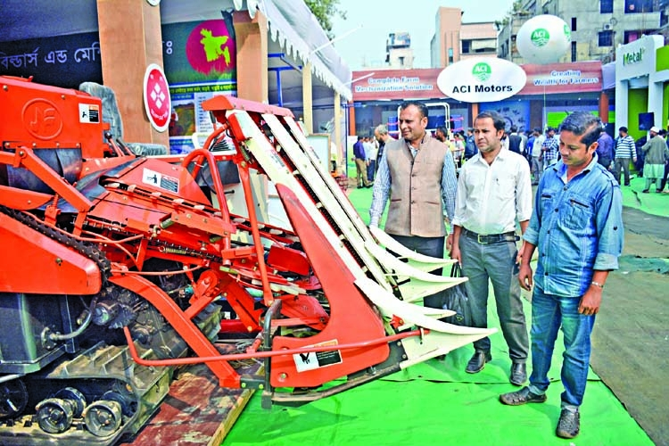 agro farm machinery image
