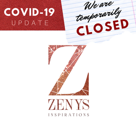 Zenys Inspirations Response Amid COVID-19 Pandemic