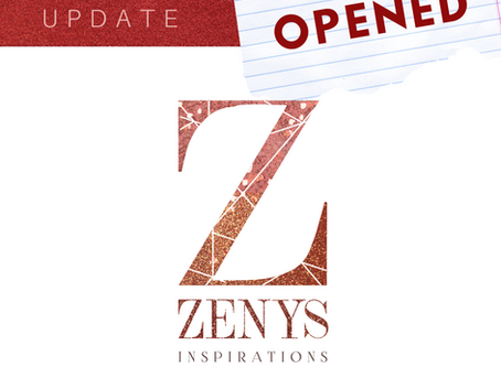 Zenys Inspirations Reopens Its Online Store