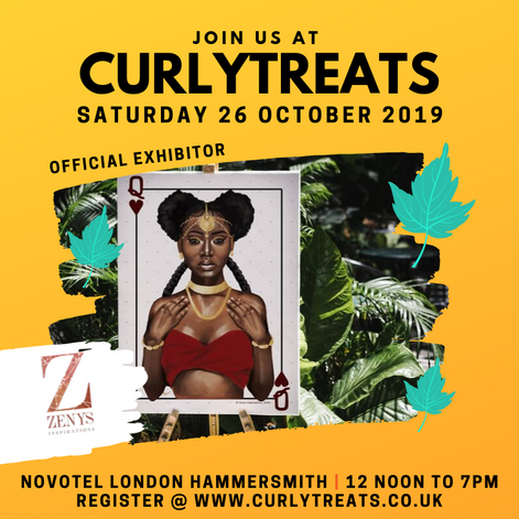 Its Official... Curly Treats and Zenys Inspirations