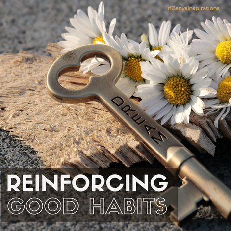 Reinforcing Good Habits