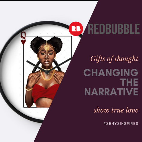Zenys Inspires + Redbubble = Inspiration Takeover