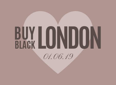Buy Black London 2019