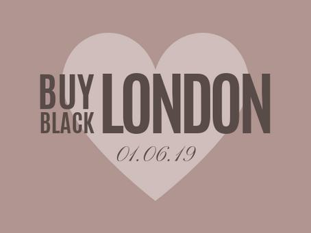 Buy Black London 2019