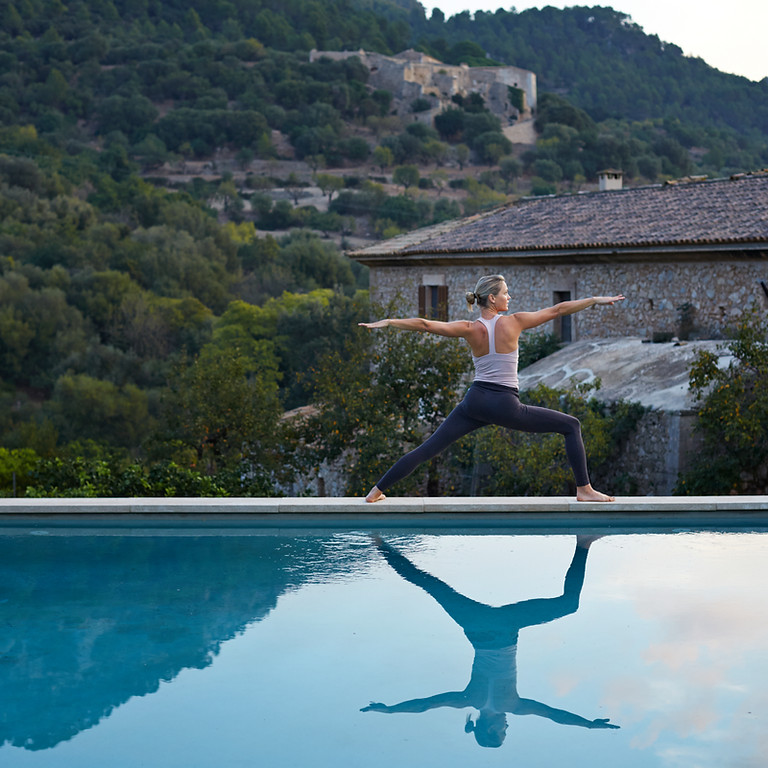 Restorative Yin Yoga Term 3, 2020