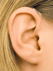 Open Fit Behind the Ear Hearing Aid