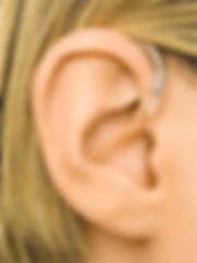 Power Behind the Ear Hearing Aid