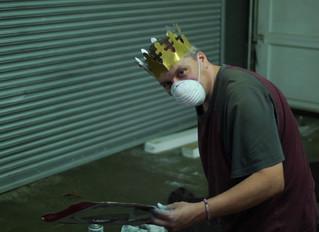 VORE KING make NYC Debut @ ANTHOLOGY FILM