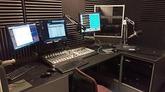FM Radio Control Room w/ AoIP