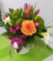 arrang._fleurs_printanières_dans_pichet.