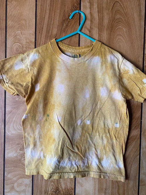 Naturally Dyed Kids Large Tee