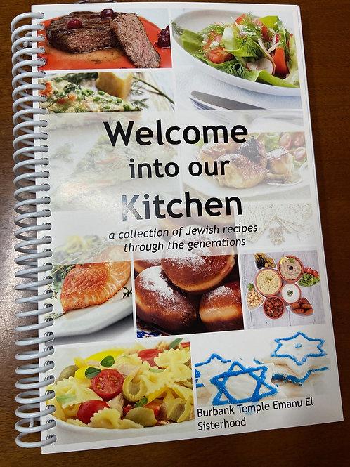Sisterhood Cook Book