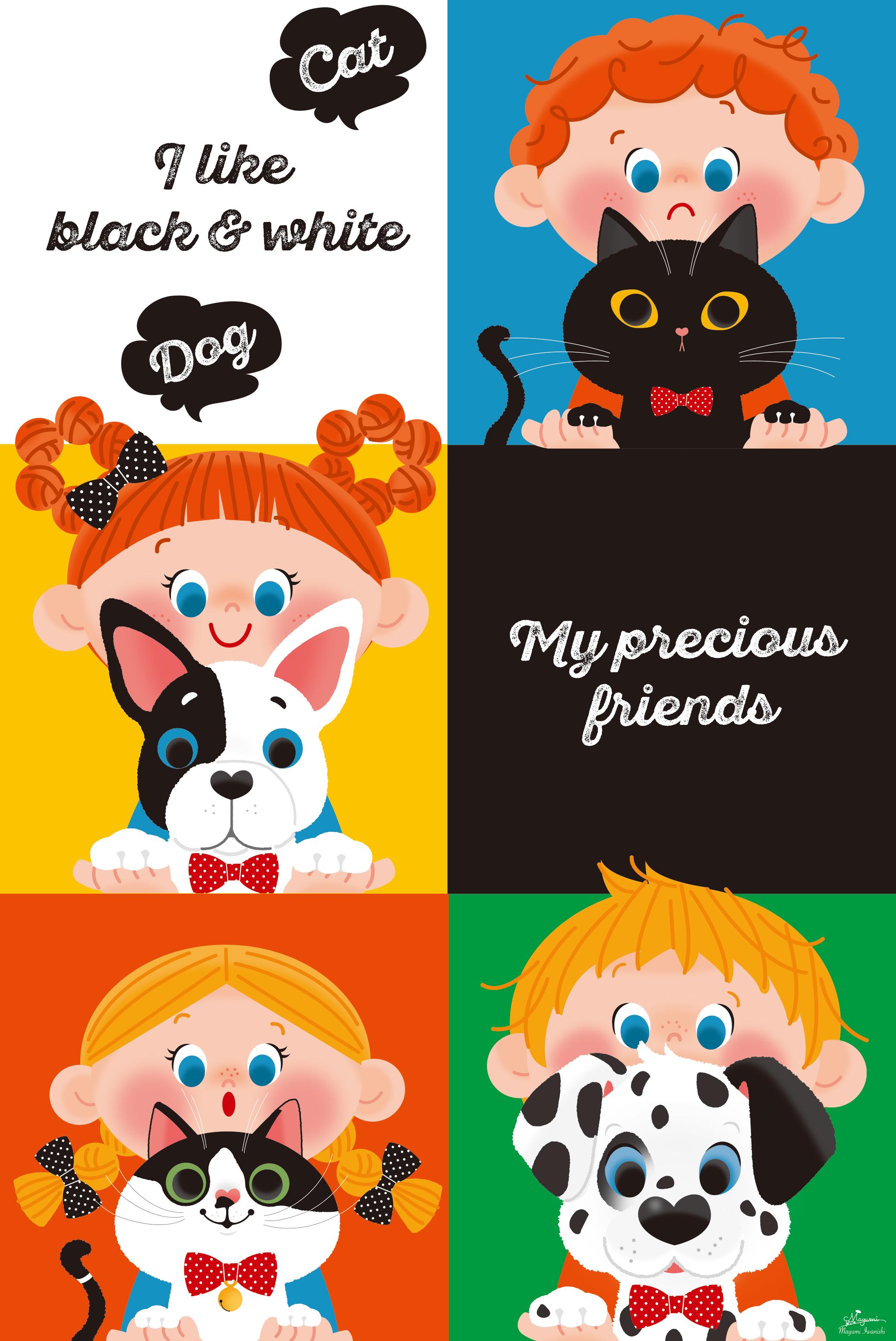ILove Cat&Dog