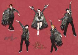 リチュアルダンス 黒