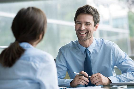 Job Interview - Supply Chain Recruiter