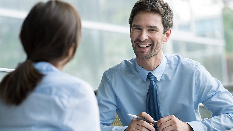 3 Interview Sessions (1 Hour each)