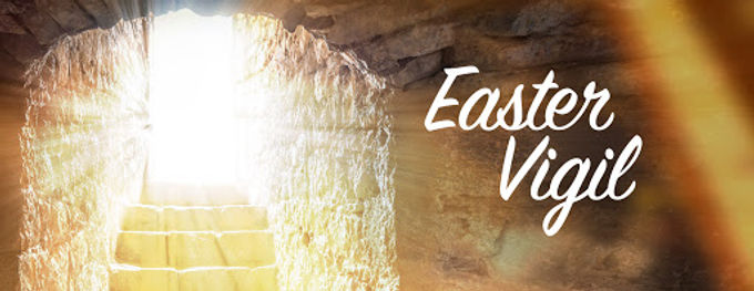 The Easter Vigil in the Holy Night