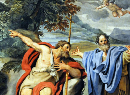 2nd Sunday in Ordinary Time (A)