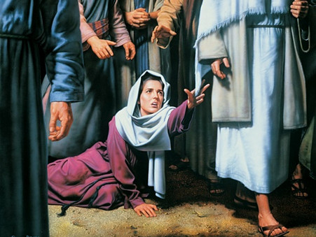 13th Sunday in Ordinary Time (B)