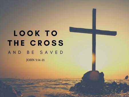 4th Sunday of Lent (B)