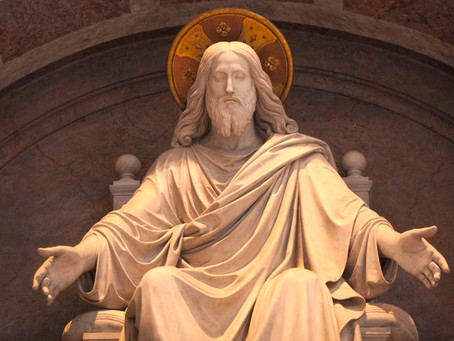 Our Lord Jesus Christ, King of the Universe (A)