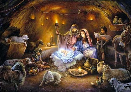 The Solemnity of the Nativity of the Lord (At the Mass during the Night)